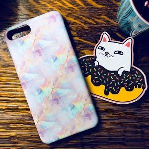 Accessories - NWT Opal print iPhone 7 Plus Case